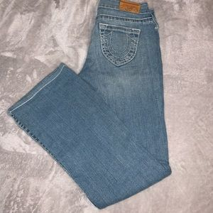 True Religion jeans!